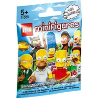 LEGO Collectable Minifigures 71005 Симпсоны